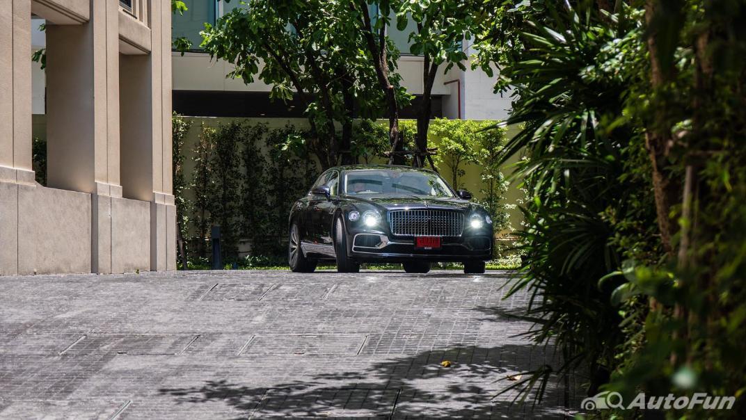 2020 Bentley Flying Spur 6.0L W12 Exterior 041