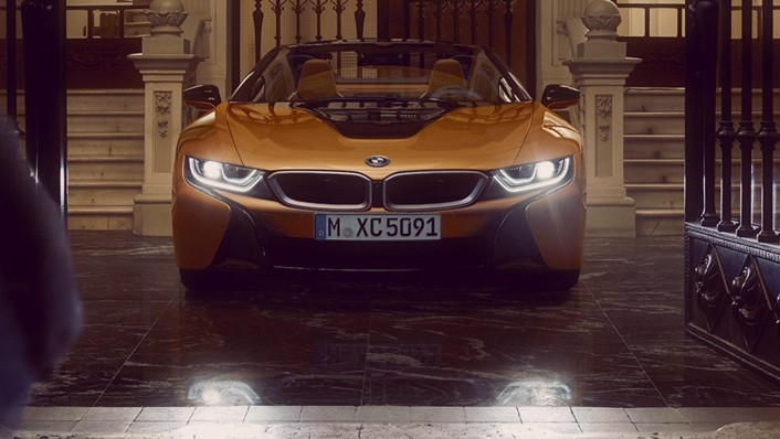 BMW I8-Roadster 2020 Exterior 005
