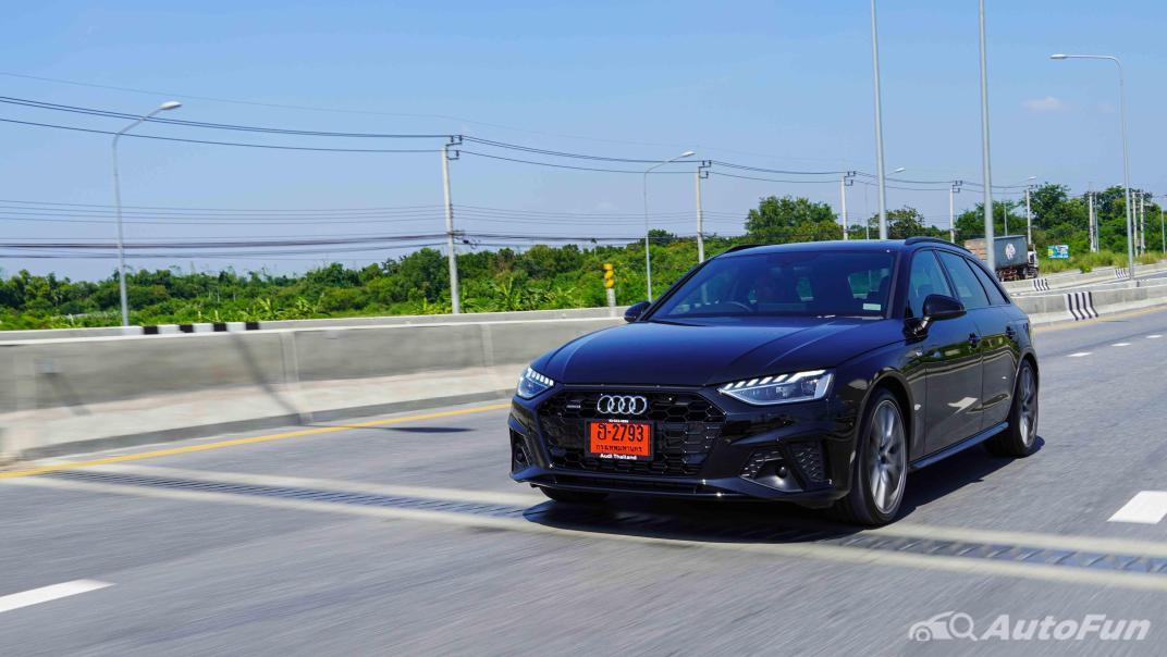 2020 Audi A4 Avant 2.0 45 TFSI Quattro S Line Black Edition Exterior 048