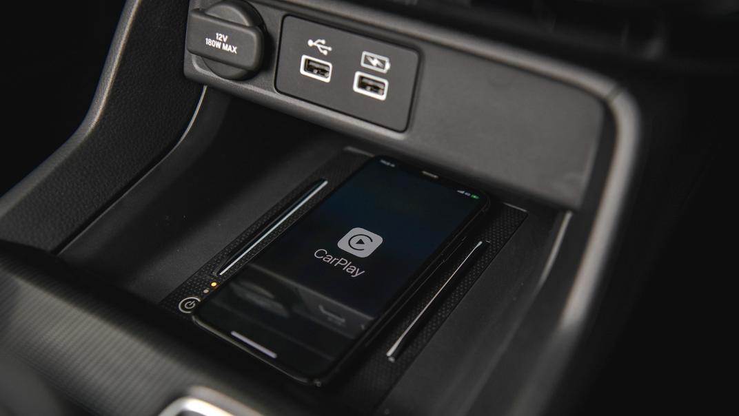 2022 Honda Civic RS Interior 069