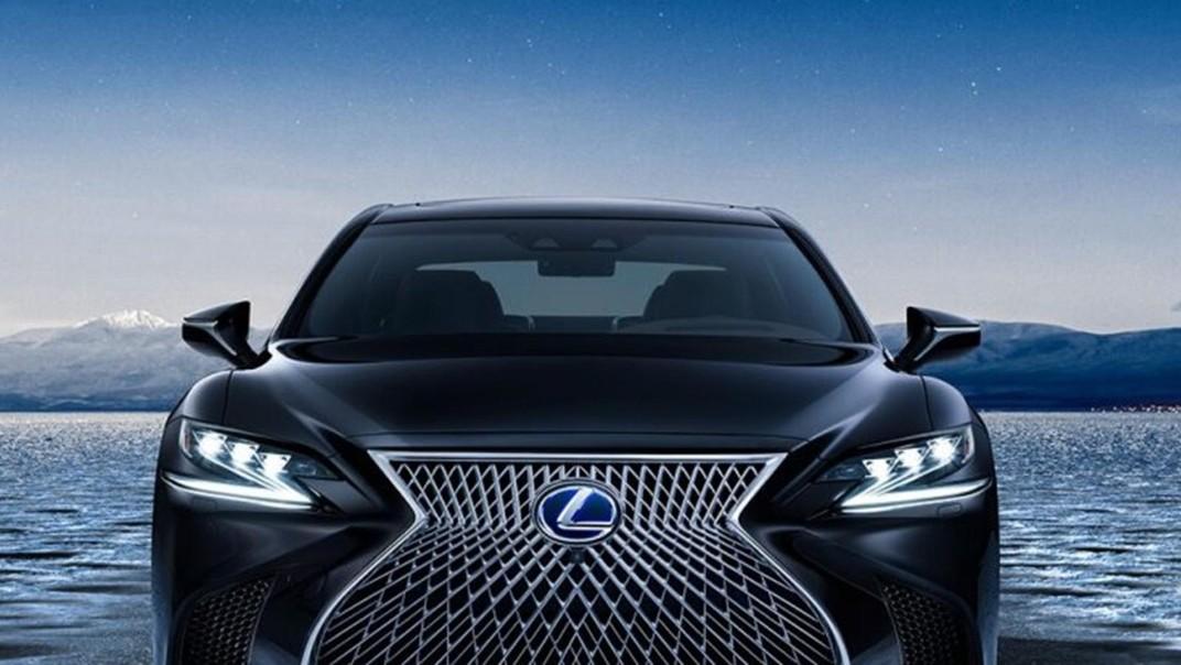 Lexus LS 2020 Exterior 009