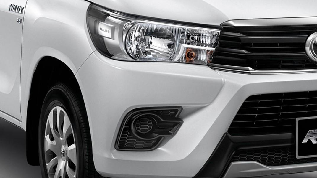 Toyota Hilux Revo Standard Cab 2020 Exterior 004