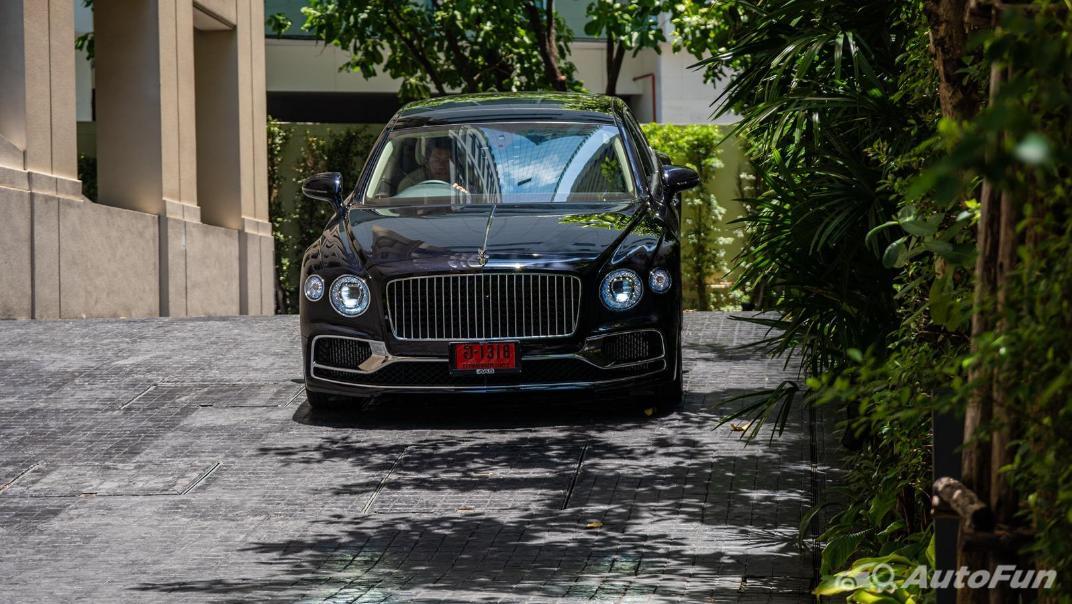 2020 Bentley Flying Spur 6.0L W12 Exterior 044
