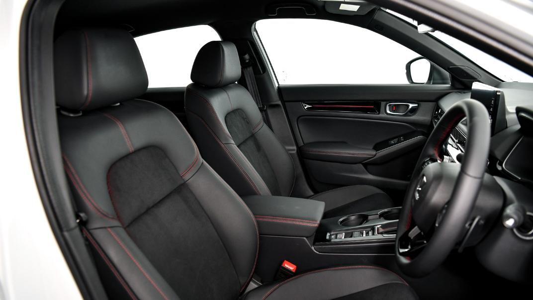 2022 Honda Civic RS Interior 082