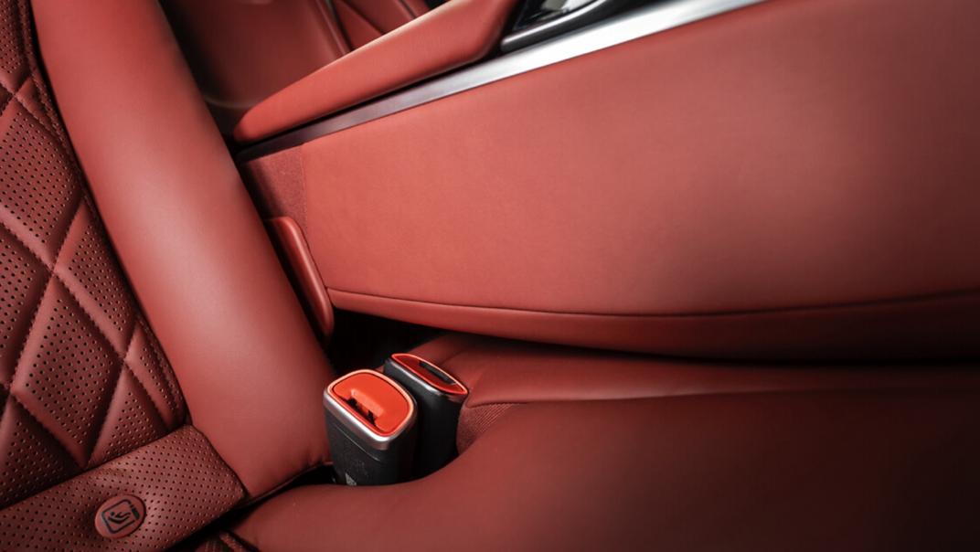 2021 Mercedes-Benz S-Class Interior 007