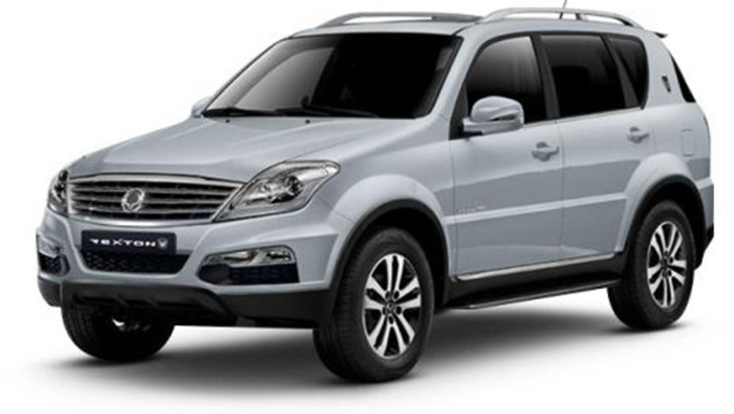 Ssangyong Rexton-W 2020 Others 001