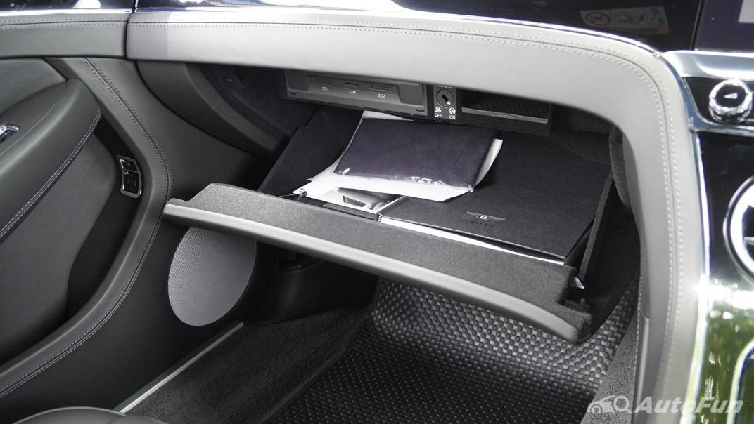 2020 Bentley Continental-GT 4.0 V8 Interior 021