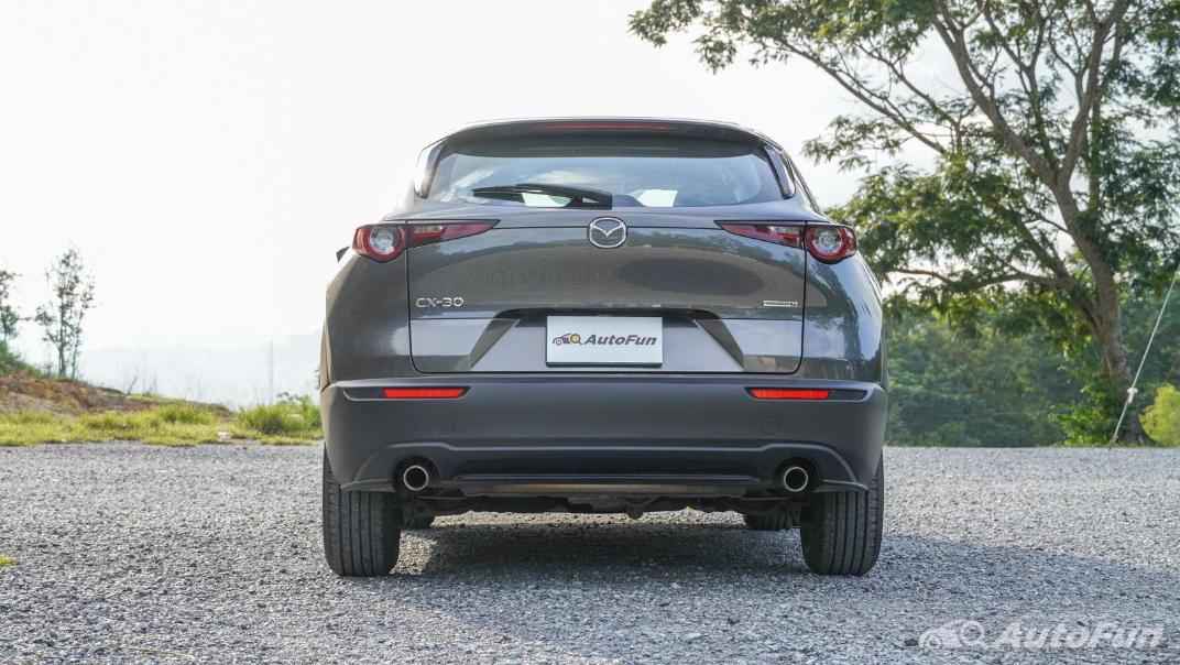 2020 Mazda CX-30 2.0 C Exterior 006