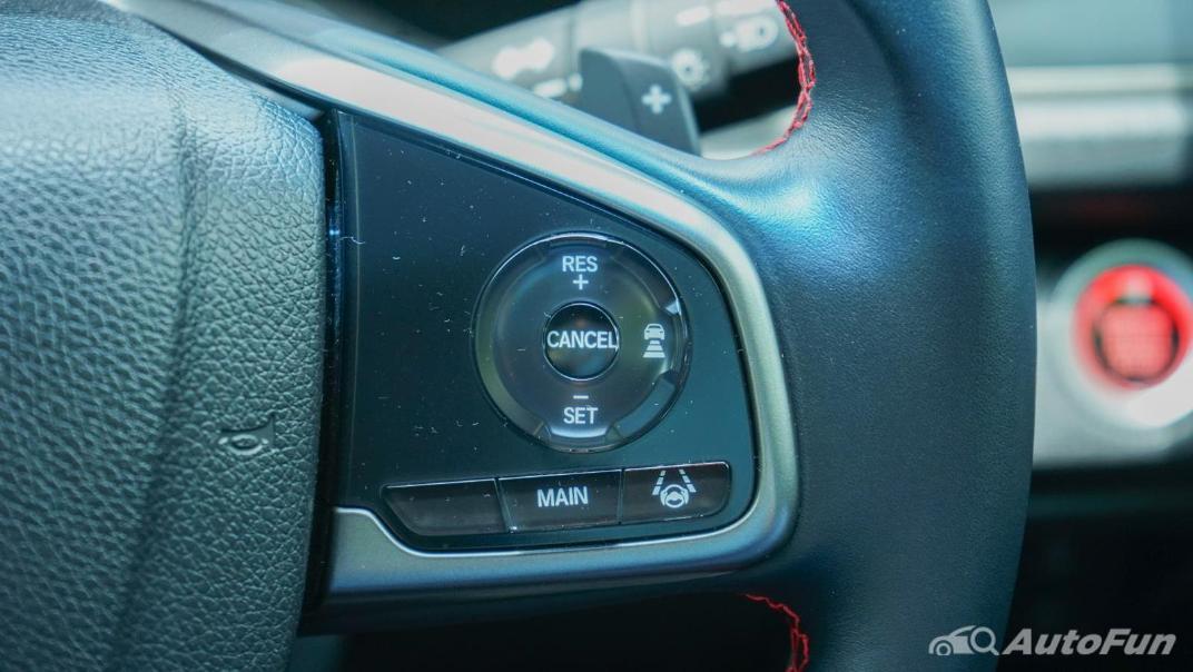 2020 Honda Civic 1.5 Turbo RS Interior 061