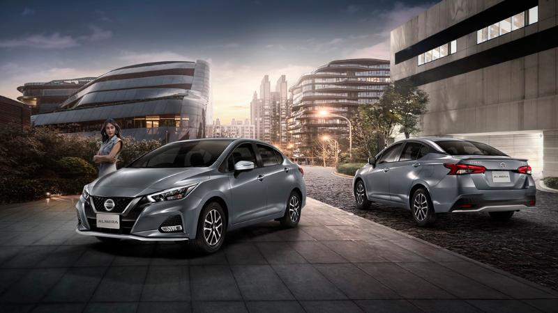 2021 Nissan Almera Sportech เติมความสปอร์ต อัพค่าตัว 2 หมื่นบาท หวังแบ่งตลาด Yaris ATIV และ City 02