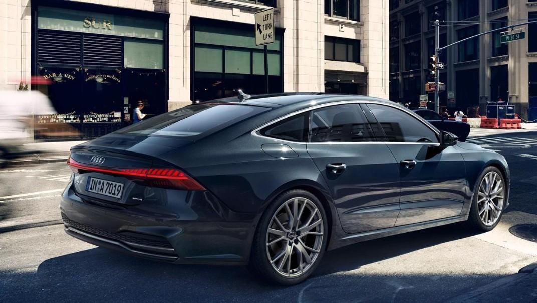 Audi A7 Sportback 2020 Exterior 014