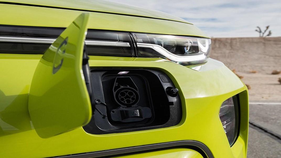 Kia Soul EV 2020 Exterior 010