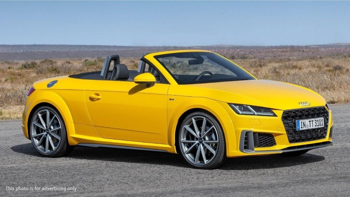 Audi TT Roadster 2020 Exterior 005