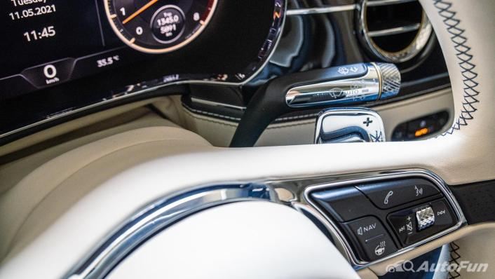 2020 Bentley Flying Spur 6.0L W12 Interior 005