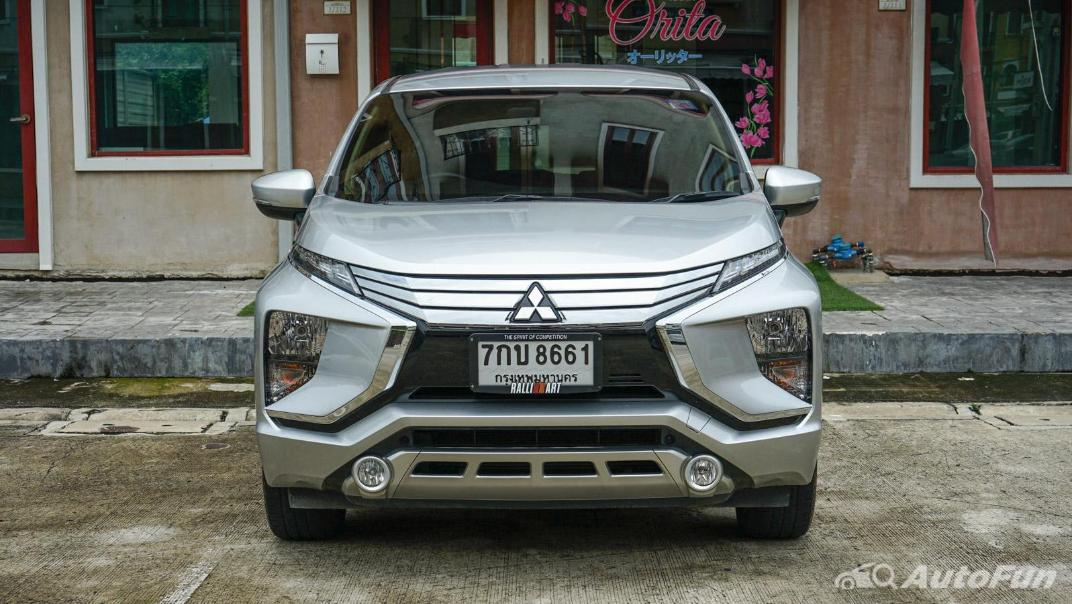 2020 1.5 Mitsubishi Xpander GLS-LTD Exterior 002