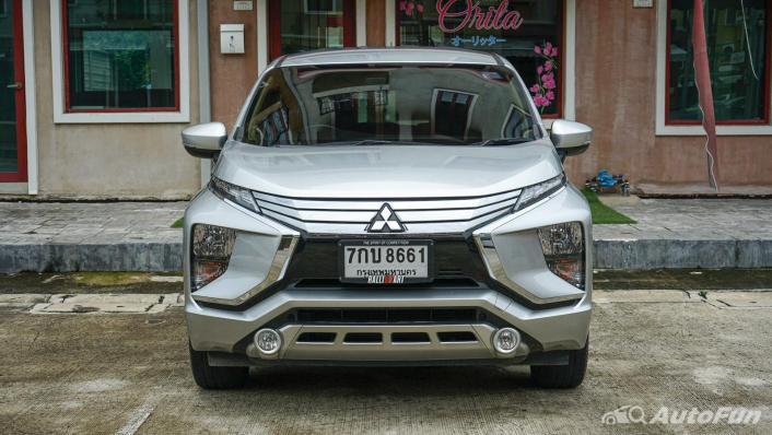 2020 Mitsubishi Xpander 1.5 GLS-LTD Exterior 002