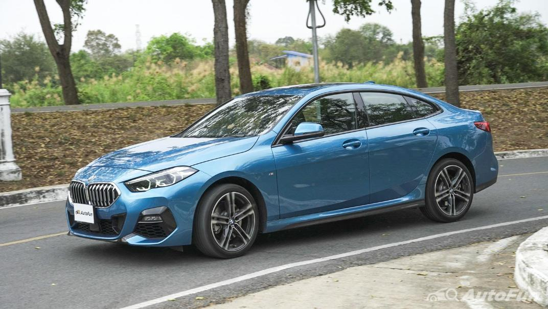 2021 BMW 2 Series Gran Coupe 220i M Sport Exterior 080