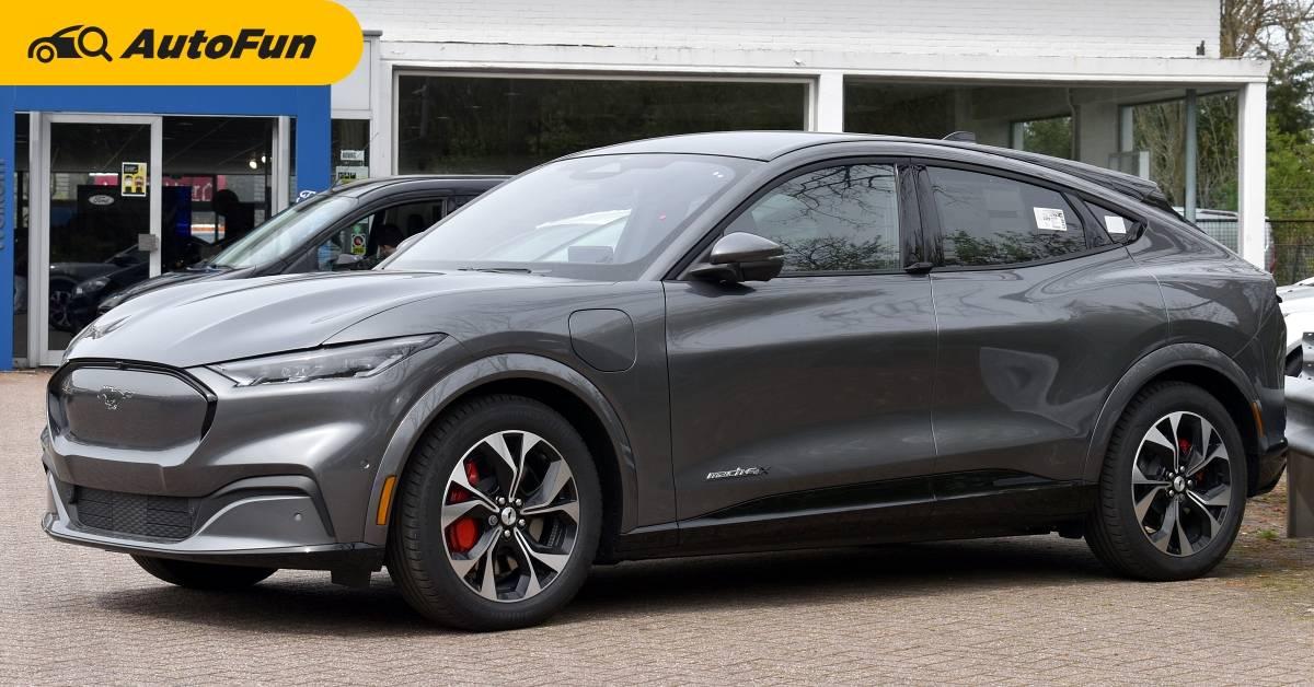 2021 Ford Mustang Mach-E ขายไทยแล้วด้วยราคา 3.69 ล้านบาท แต่จะได้สเปคตัวท็อปหรือไม่ ? 01