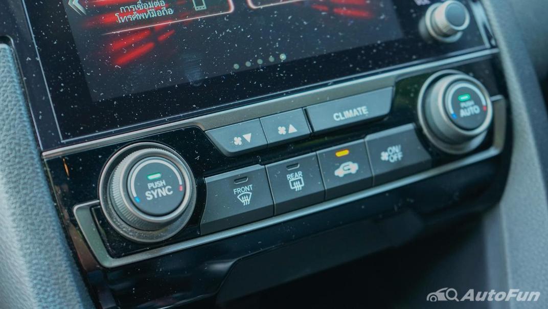 2020 Honda Civic 1.5 Turbo RS Interior 077