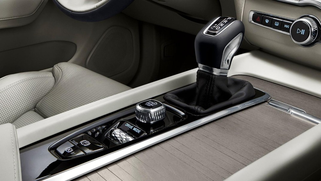 Volvo XC 60 2020 Interior 008