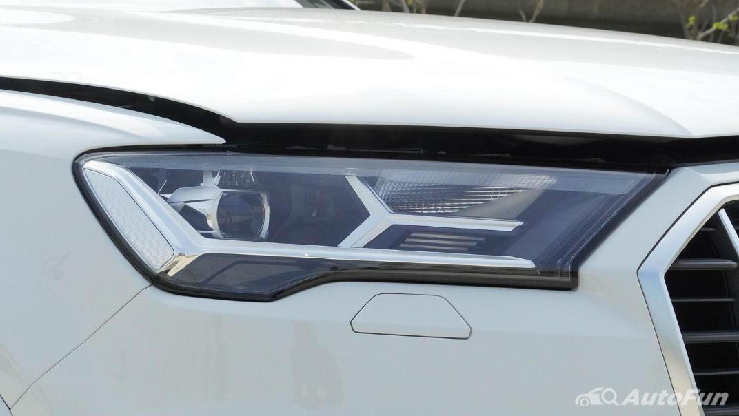 2020 Audi Q7 3.0 45 TDI Quattro Exterior 010