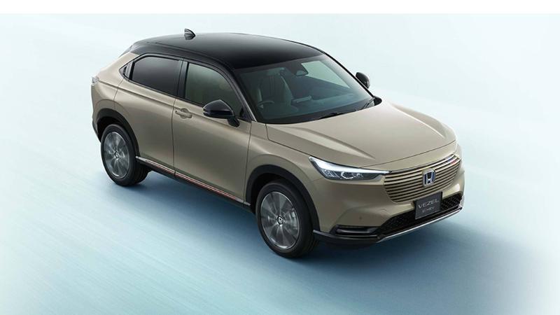 2021 Honda HR-V ใหม่ ยอดจองทะลุ 32,000 คัน มาชมกันเครื่องยนต์อะไร-สีไหนขายดีสุด 02