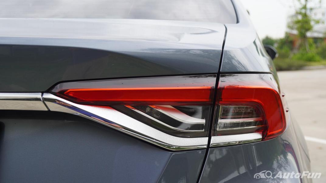 2021 Toyota Corolla Altis 1.8 Sport Exterior 026