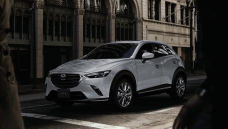 2021 Mazda CX-3 2.0 COMFORT ราคารถ, รีวิว, สเปค, รูปภาพรถในประเทศไทย | AutoFun