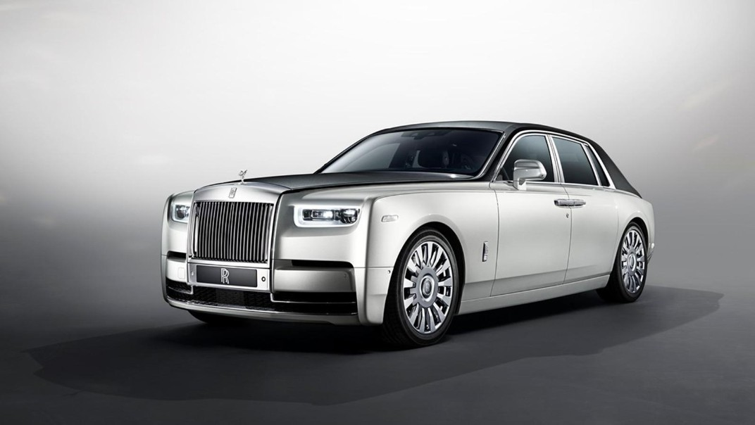 Rolls-Royce Phantom 2020 Exterior 002
