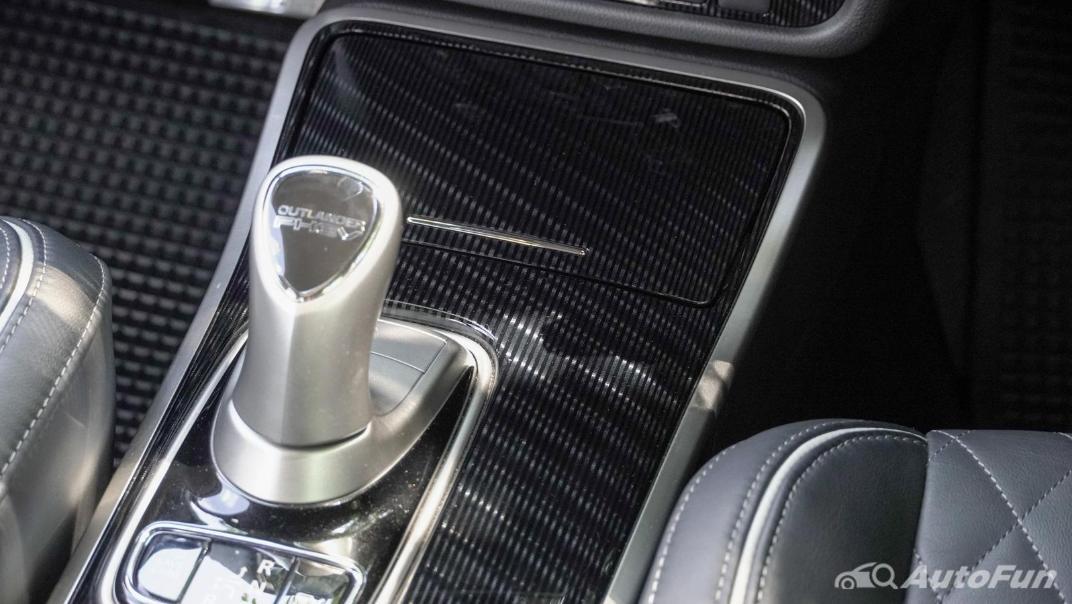 2021 Mitsubishi Outlander PHEV GT-Premium Interior 025