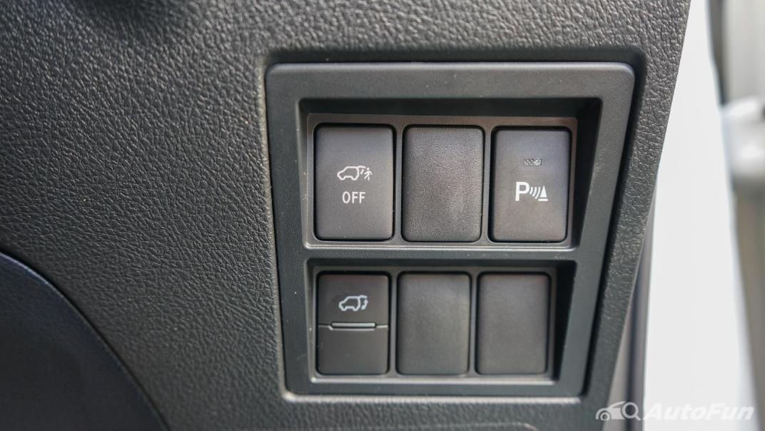 2020 Toyota Fortuner 2.8 Legender 4WD Interior 017