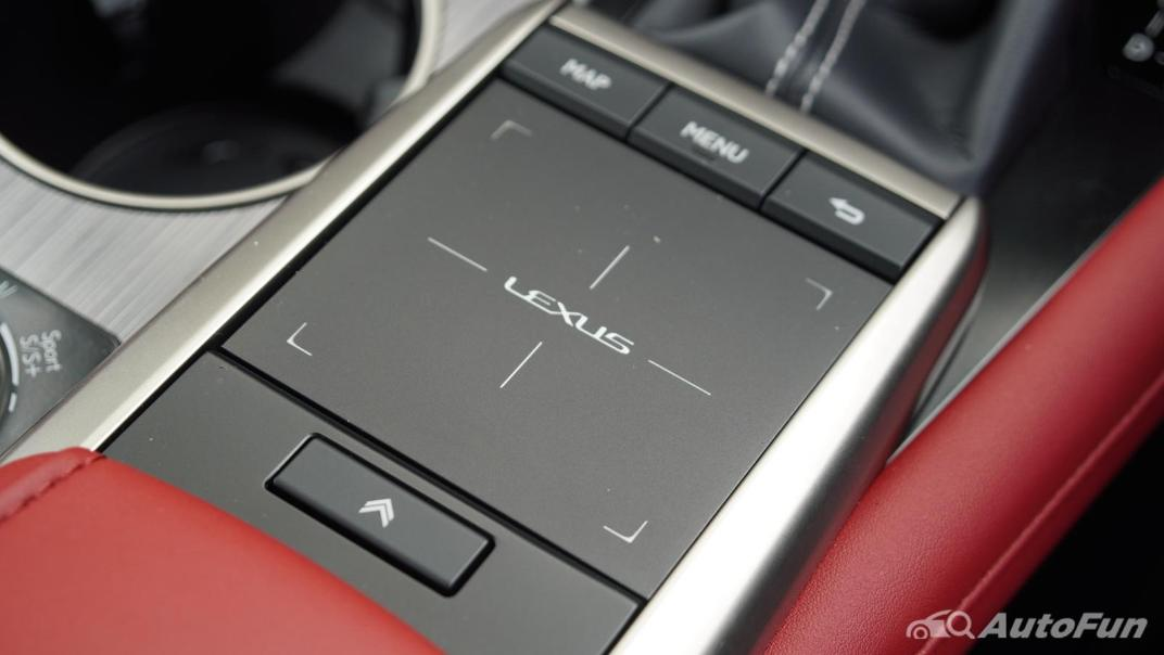 2020 Lexus RX 3.5 350 F Sport Interior 034