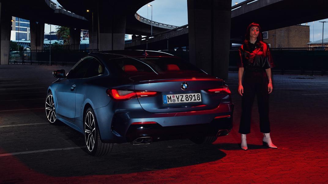 2020 2.0 BMW 4 Series Coupe 430i M Sport Exterior 006