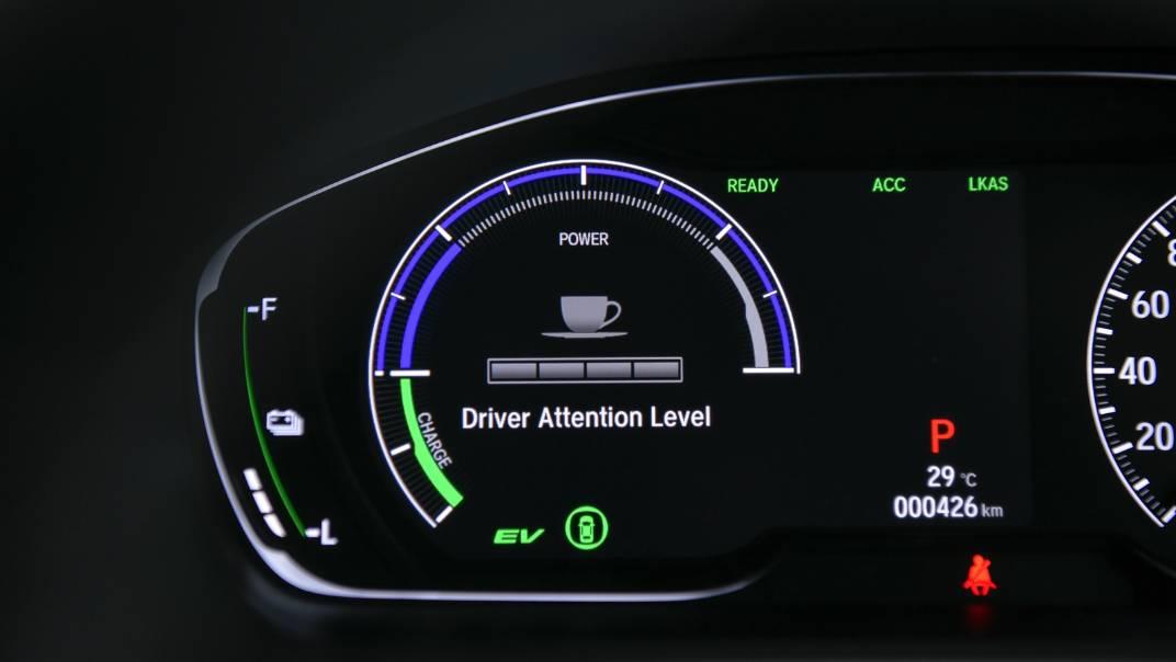 2021 Honda Accord 2.0L e:HEV EL+ Interior 025