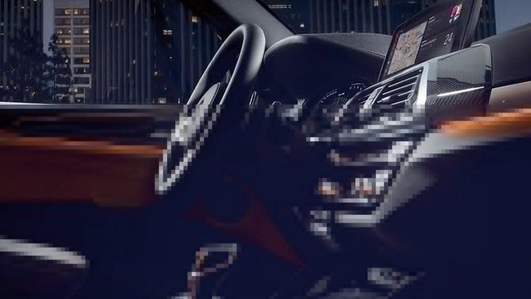 BMW X3-M 2020 Interior 003