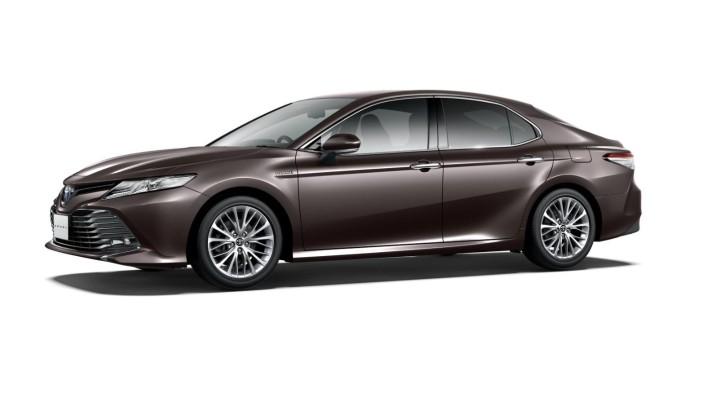 Toyota Camry 2020 Exterior 008
