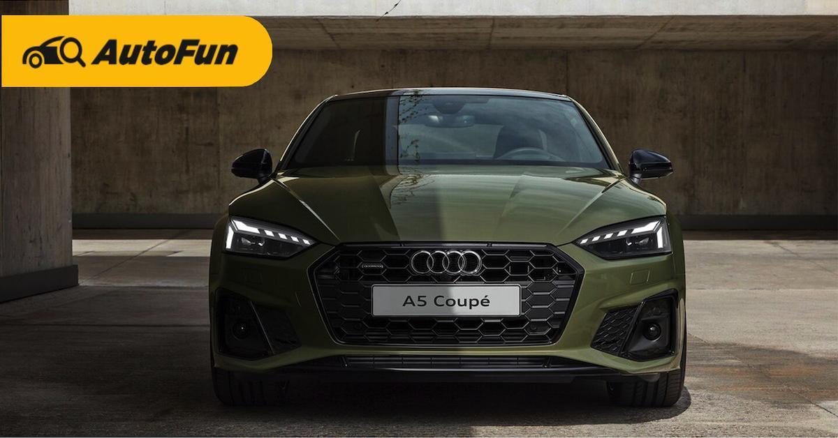 รวมข้อดีข้อเสีย Audi A5 Coupé ที่ควรรู้ก่อนเป็นเจ้าของ 01