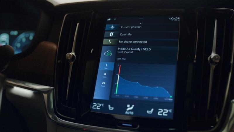 Volvo เปิดตัวเทคโนโลยีกำจัด PM 2.5 ในรถยนต์ตรั้งแรกในโลก เจ้าอื่นมีกันหรือยัง 02