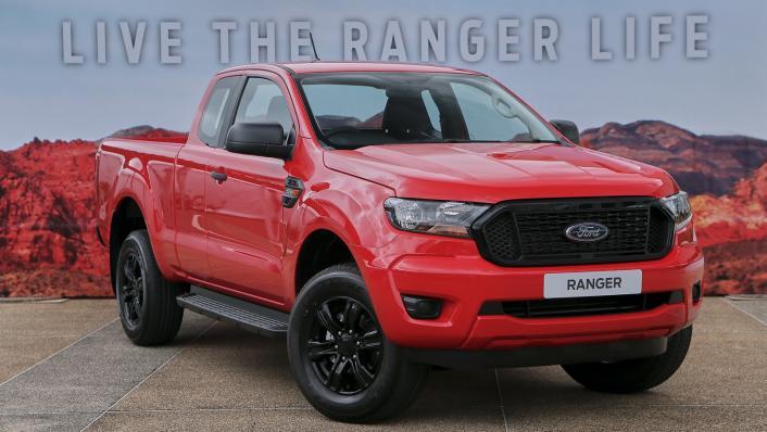 2021 Ford Ranger XL+ Sport Exterior 001