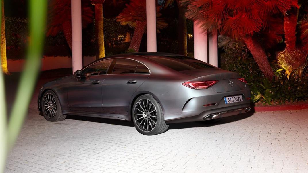 Mercedes-Benz CLS-Class Coupe 2020 Exterior 011