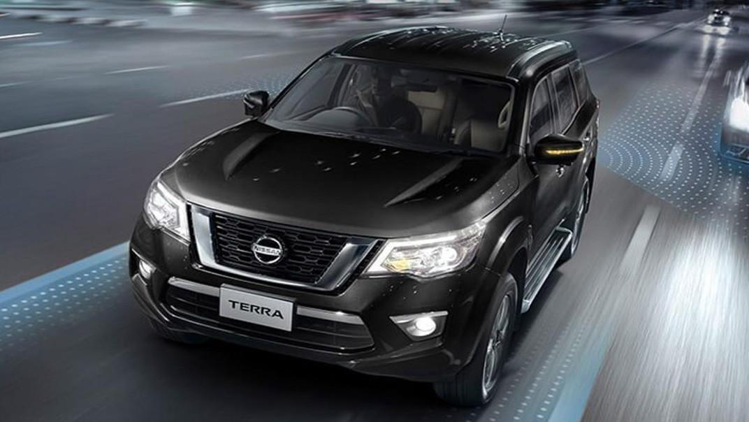 Nissan Terra 2020 Exterior 006