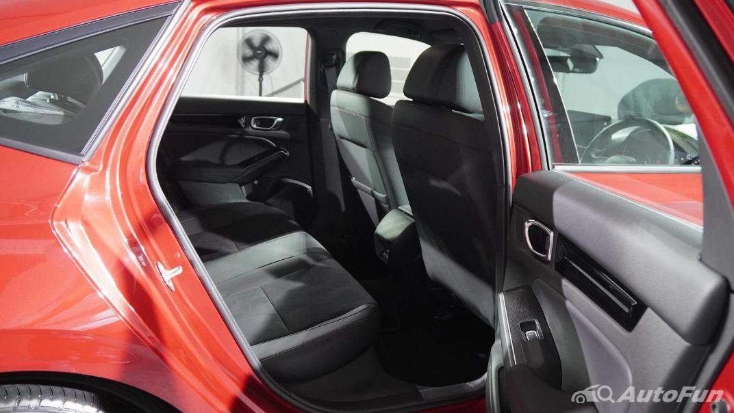 2022 Honda Civic RS Interior 111