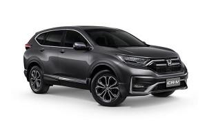 เทียบสเปก ศึกเอสยูวีดีเซล 2020 Honda CR-V DT-EL ท้าชน 2019 Mazda CX-5 XDL