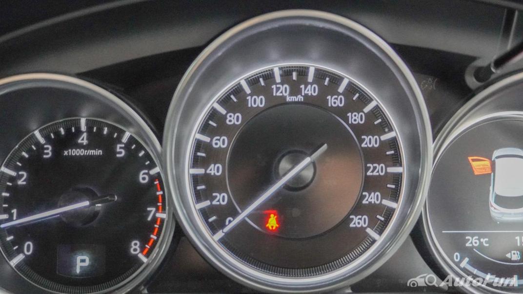 2020 Mazda CX-8 2.5 Skyactiv-G SP Interior 010