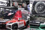 5 รุ่นกระบะแต่ง เอาใจคนสายโม ในงาน Motor Expo 2020