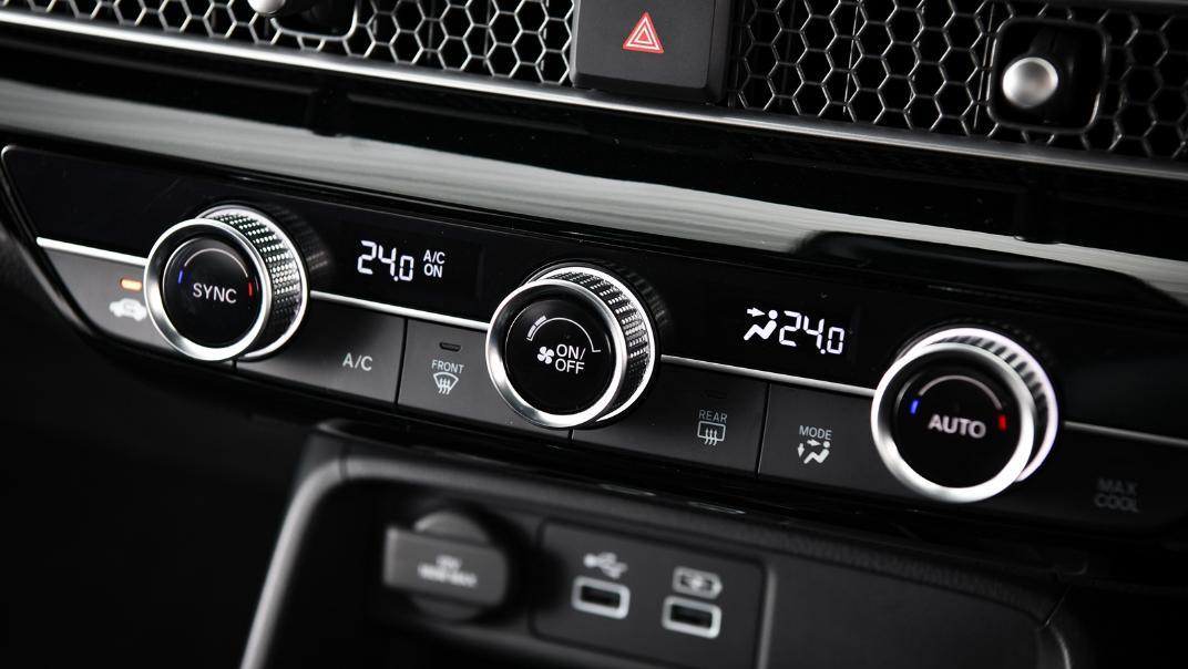 2022 Honda Civic RS Interior 067