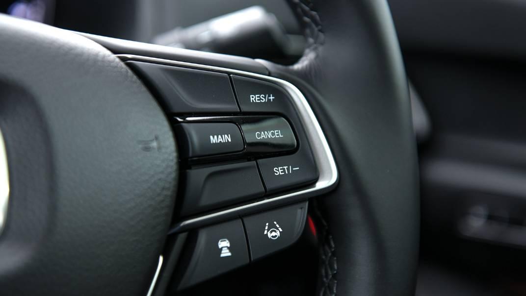 2021 Honda Accord 1.5 Turbo EL Interior 078