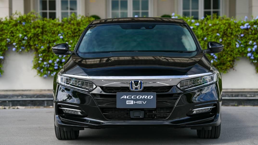 2021 Honda Accord 2.0L e:HEV EL+ Exterior 002