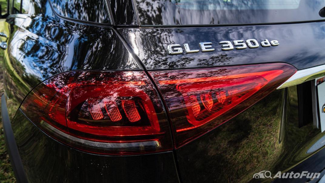 2021 Mercedes-Benz GLE-Class 350 de 4MATIC Exclusive Exterior 019