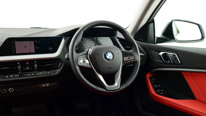 2021 BMW 2 Series Gran Coupe 220i Sport Interior 002
